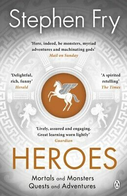 Stephen Fry - Heroes : Mortals and Monsters, Quests and Adventures