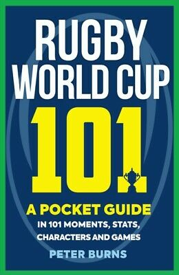 Peter Burns - Rugby World Cup 101