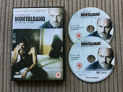 Inspector Montalbano Collection 3 Dvd