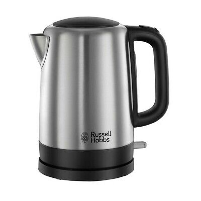 Electric Kettle RUSSELL HOBBS CANTERBURY BRUSHED SILVER