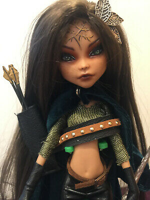OOAK Monster High Repaint by Adrian James
