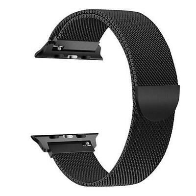 Magnetic Milanese Loop Watch Strap Band For Apple Watch iWatch Series 4/3/2/1