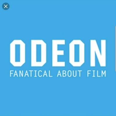 2 x Standard Adult ODEON Cinema Tickets code to buy tickets for £7