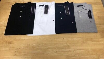 Tommy Hilfiger Short Sleeve Polo T-shirts Summer Offer