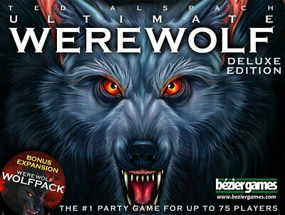 Ultimate Werewolf Deluxe Edition Game Card Game Melbourne
