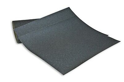 Sia 1951 P320 230 x 280mm Sanding sheets - Pack of 100 - Free Delivery