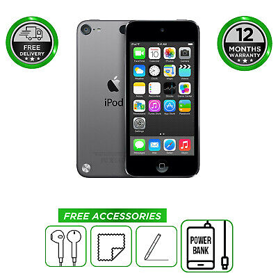 Apple iPod touch 5th Generation 16GB Grey A++