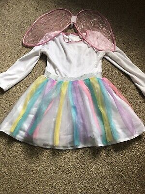 Marks And Spencer Age 5-6 Fairy Dressing Up  Outfit New No Tags