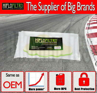 Hiflo Scooter Road Air Filter HFA4204DS to fit Benelli 250 Velvet//Touring 99-03