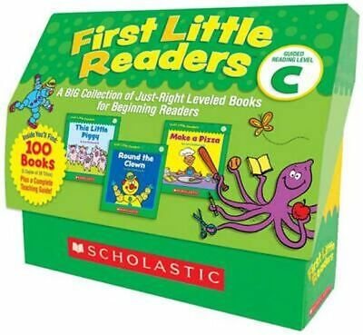 NEW First Little Readers: Guided Reading Level C By Liza Charlesworth Paperback