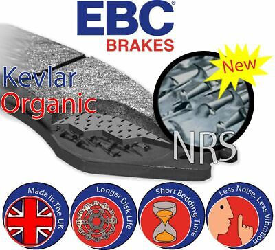 EBC Organic Brake Pads for MBK Scooters