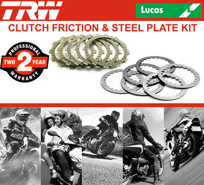TRW Clutch Kit - Disk Set for Ducati Monster