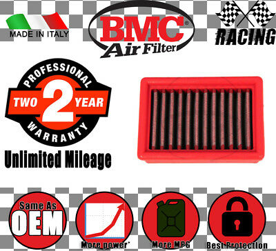 BMC Washable Racing / Sport Air Filter for BMW Scooters