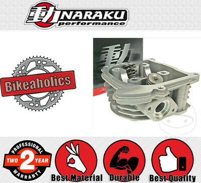 Naraku Cylinder Head - 50 cc - wo SLS for Hyosung Scooters