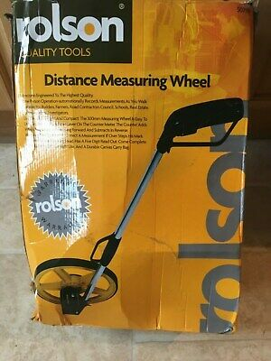 Distance Measuring Wheel by Rolson.