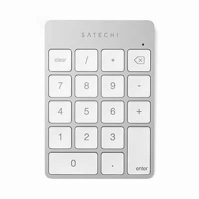 Satechi: Slim Wireless Keypad (Space Grey)