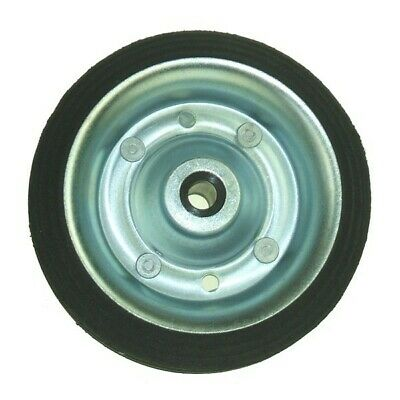 MAYPOLE Jockey Wheel Spare Wheel - Solid Tyre - 160mm - For MP433 429