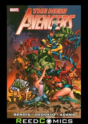 New Avengers By Brian Michael Bendis Volume 3 Graphic Novel (2010) #17-23, #16.1
