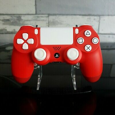 Sony Playstation Dualshock 4 V2 Ps4 Controller - Limited Edition - Magma Red-