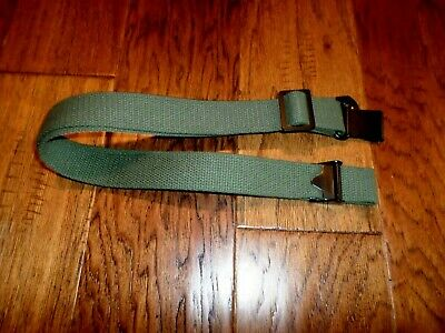 U.s Military Wwii Reproduction M-1 Garand Od Green Web Rifle Sling Usa Made