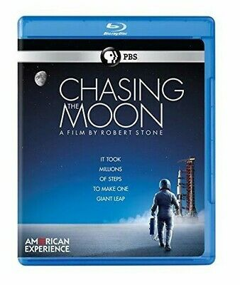 American Experience: Chasing The Moon - 3 DISC SET (REGION A Blu-ray New)