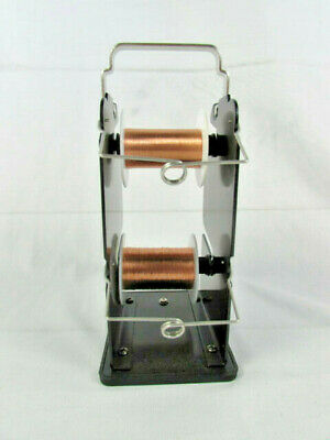Hakko 611-2 Dual Solder Reel Stand with Remington Enameled Copper Wire