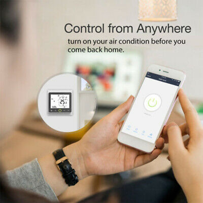 Digital Room Temperature Controller Wi-Fi Smart Heating Thermostat Water Heating