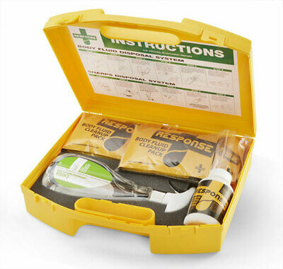 Body Fluid Bulk Spill Kit