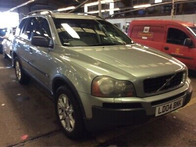 04 Volvo Xc90 2 4 D5 Se G T 7 Seats Leather Alloys Really Clean Car