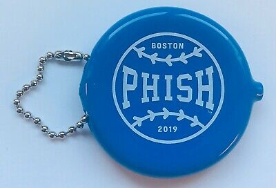 Phish boston fenway park coin purse 2019 concert tour new