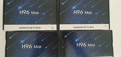 H96 Max 4K Android Tv Box