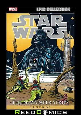 STAR WARS LEGENDS EPIC COLLECTION NEWSPAPER STRIPS VOLUME 2 GRAPHIC NOVEL 504 pg