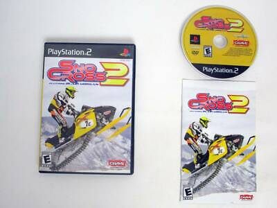 SnoCross 2 game for Sony PlayStation 2 -Complete