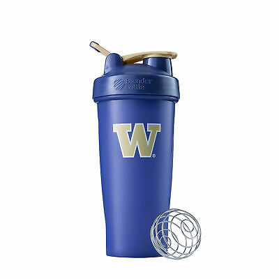 Blender Bottle Collegiate Shaker Bottle - University of Washington
