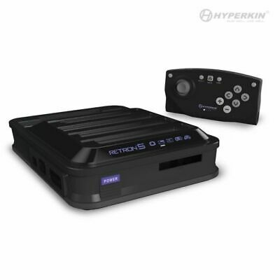 Hyperkin RetroN 5 Retro Video Gaming System Console - Black - Newest Edition