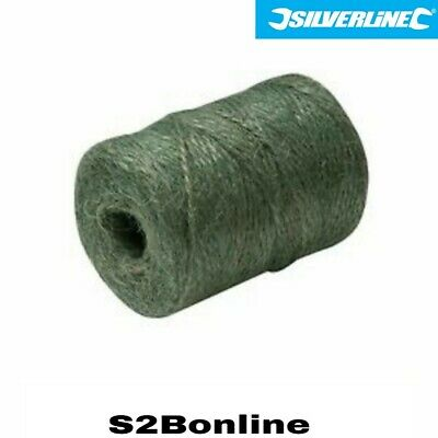 Silverline Classic Natural Twine Garden String best Quality Green 100m S13