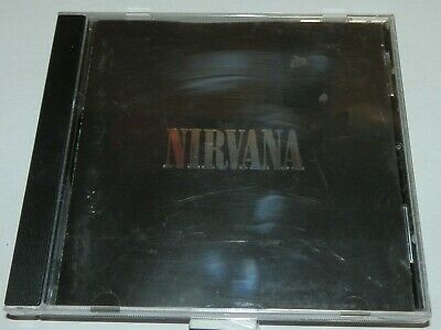 Nirvana, Self-Titled CD, 493 523-2, 2002, 606949352325, EX