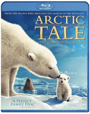 Arctic Tale Blu-Ray (HARD TO FIND) - FREE SHIPPING IN CANADA