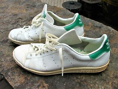 low priced efa4f 2648d VINTAGE ADIDAS STAN smith tennis shoes athletic mens 11
