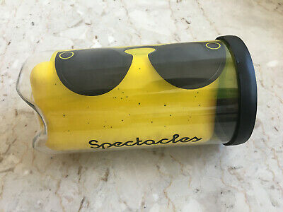 Snapchat Spectacles First Generation Black Excellent Condition