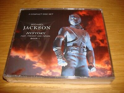 Michael Jackson History South Africa / African 1995 CD Album Sealed Mega Rare