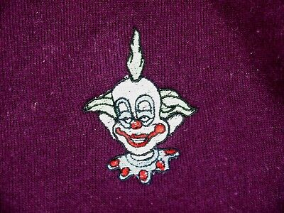VINTAGE KILLER KLOWNS from OUTER SPACE horror movie castcrew sweatshirt shirt XL