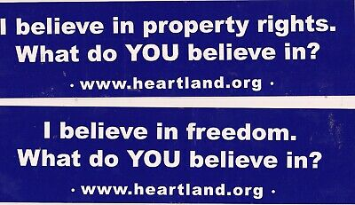 4 bumperstickers promoting freedom, America, rights vin