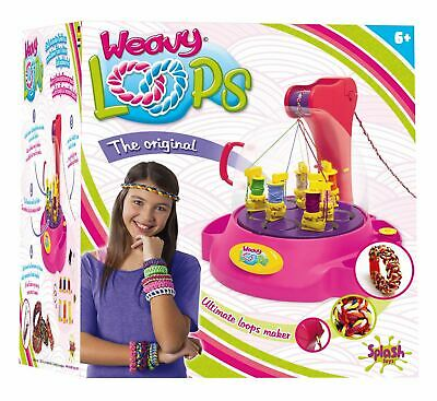 Splash Toy Weavy Loops Ultimate Maker Machine Toy