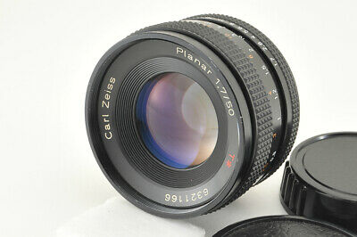 *Excellent* Contax Carl Zeiss Planar T 50mm f/1.7 AEJ Lens from Japan #3096