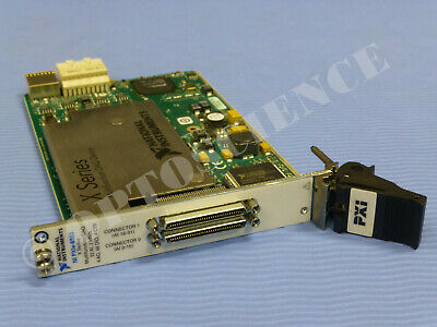 National Instruments PXIe-6363 Data Acquisition Module X-Series Multifunction