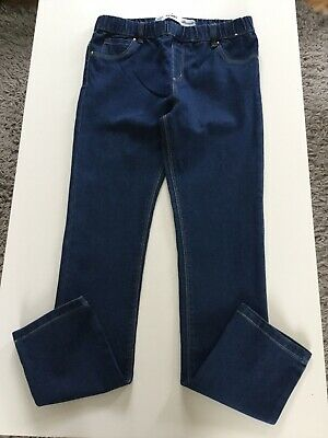 Denim Co Girls Blue Jeggings Skinny Jeans Age 11-12 Years