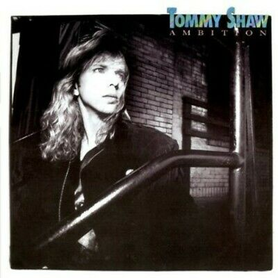 Ambition - Tommy Shaw (CD New)