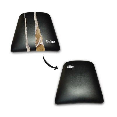 DINING CHAIR SEAT COVER Replacement STAPLE ON Heavy Duty RESTAURANT Grade Vinyl