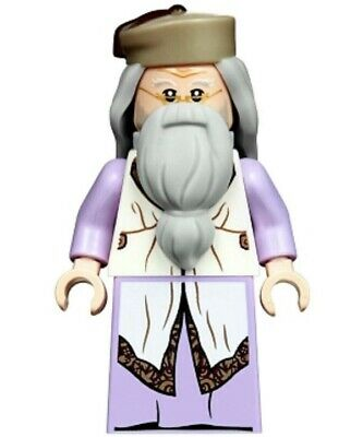 Lego Harry Potter Albus Dumbledore hp190 (From 75948) Hogwarts Minifigure New
